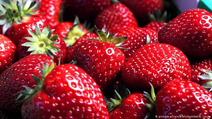 Десет придобивки од јагодите