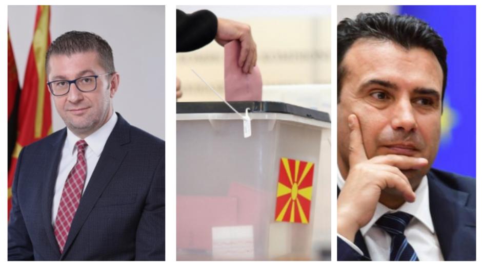 Анкета на МЦМС: ВМРО-ДПМНЕ за прв пат води поубедливо пред СДСМ