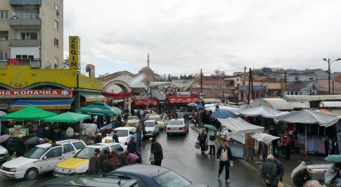 Уапсени 15 лица синоќа на Бит Пазар