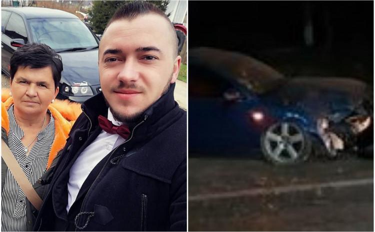 """""""Замина мојата душа драга"""": Во сообраќајка загина 23 годишно момче откако излета со автомобил во БиХ"""