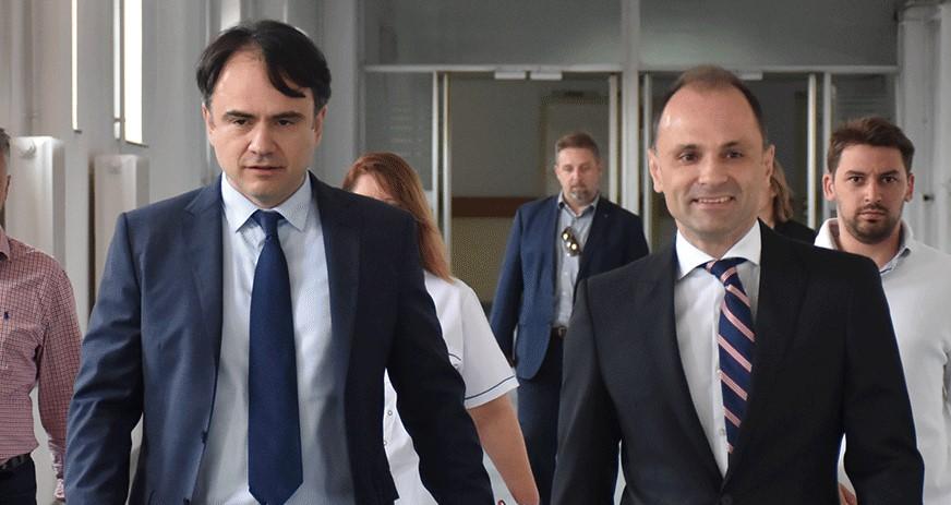 ОБНОВЕНО: Дали ова е човекот кој ќе го наследи Венко Филипче- Костов демантира