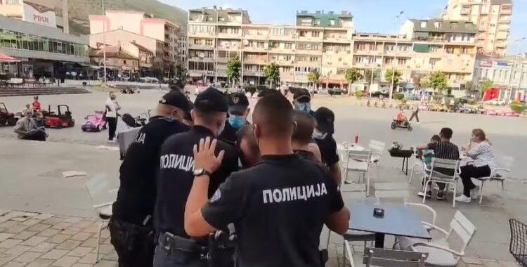 НАЈНОВА ВЕСТ: На пет лица им е одреден притвор поради вчерашните протести во Тетово!