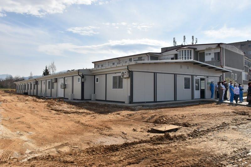 НАЈНОВА ВЕСТ: Инцидент во модуларната болница во Прилеп кој можеше да заврши фатално