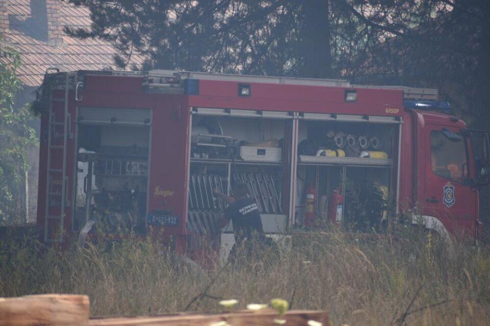 СТРАШНА НЕСРЕЌА: Две деца на 10 и 13 години загинаа во пожар во голема трагедија кај Ѓаковица