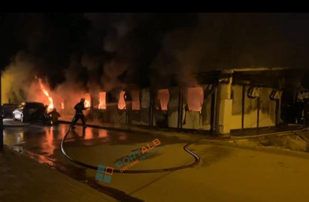 Имињата на 14-те пациенти кои изгореа во тетовската модуларна болница нема да бидат јавно објавени